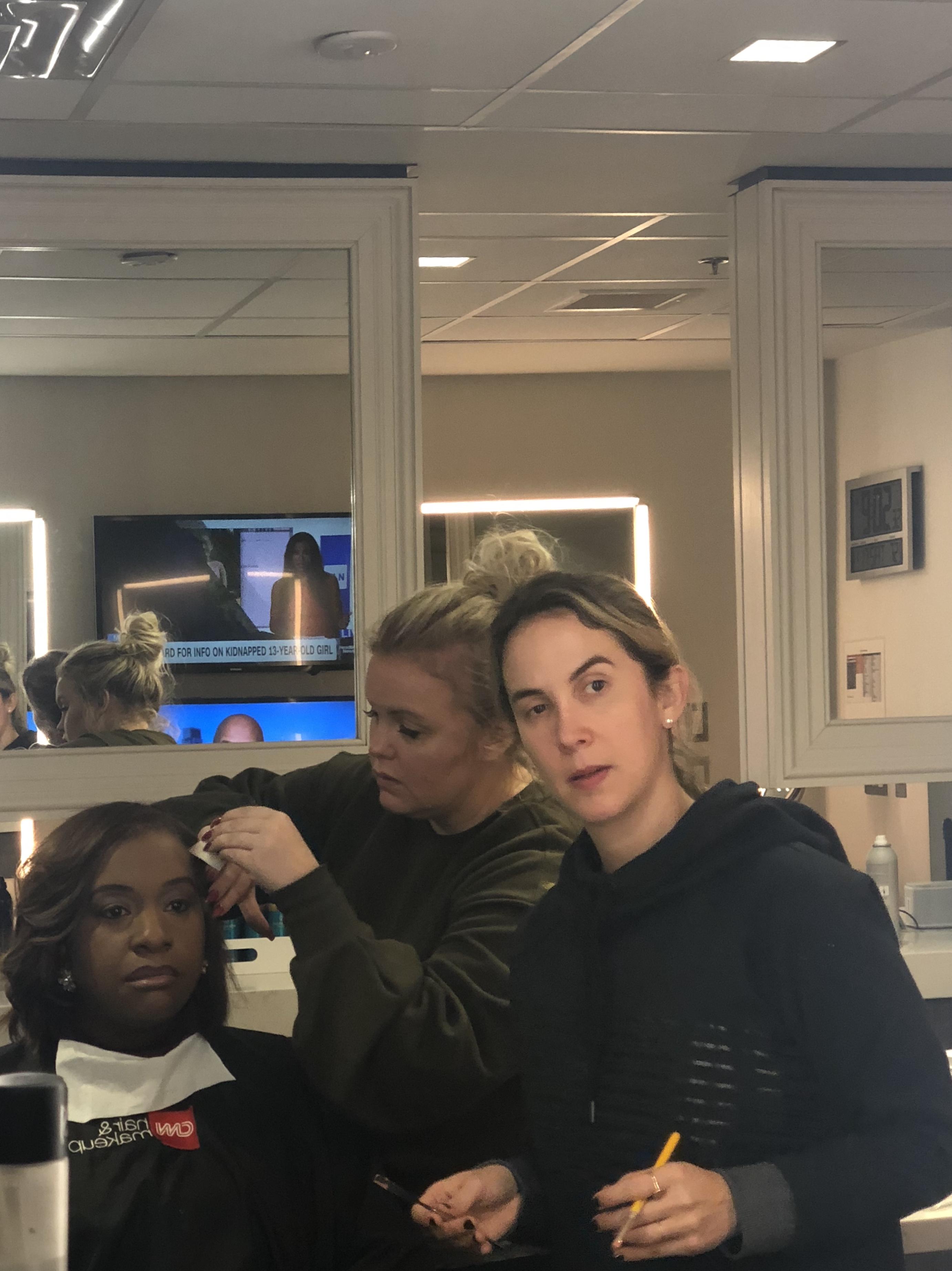 CNN - HairMakeup